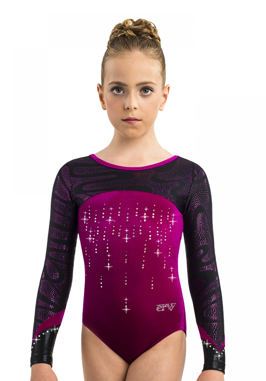 Natalies-GymnastikShop - ERVY ELINA ER 11586.08 5 Gymdress ... 4b2c0e6016c