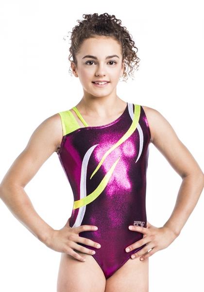Natalies-GymnastikShop - ERVY FLAME  ) ER 11623.07 10 Gymdress ... 58322583c05