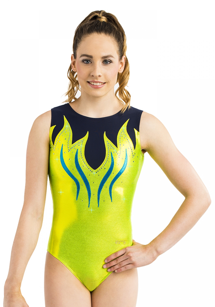 Natalies-GymnastikShop - ERVY TIBA ER 11832.07 2 Gymdress 44704d8939a